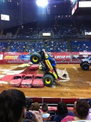 Redcat Racing Ground Pounder - Biloxi, MS Monster Jam