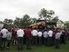 Ground Pounder at DeLasalle High School in New Orleans