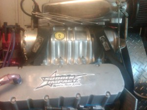 New Sudden Impact Engine