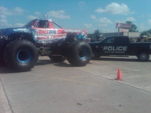 Amsoil Shock Therapy at Sears Safety Awareness Month