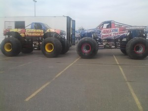Amsoil & Ground Pounder - Hidalgo, TX