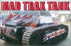 Sudden Impact Racing Mad Trax Tank