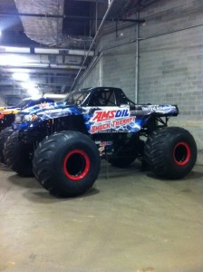 2015 Amsoil Shock Therapy